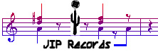 JIP Records logo